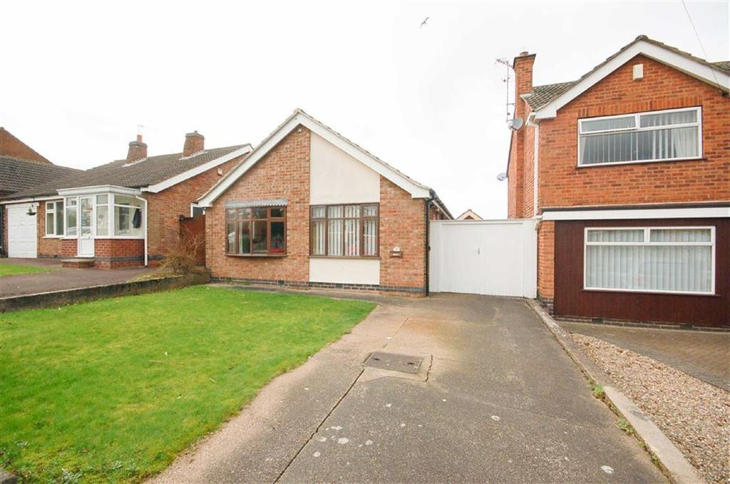 2 Bedrooms Detached Bungalow for sale in Boxley Drive, West Bridgford