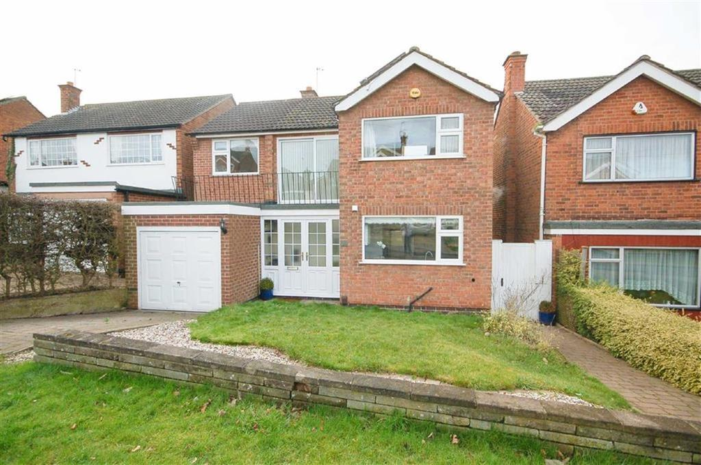 4 Bedrooms Detached House for sale in Boxley Drive, West Bridgford