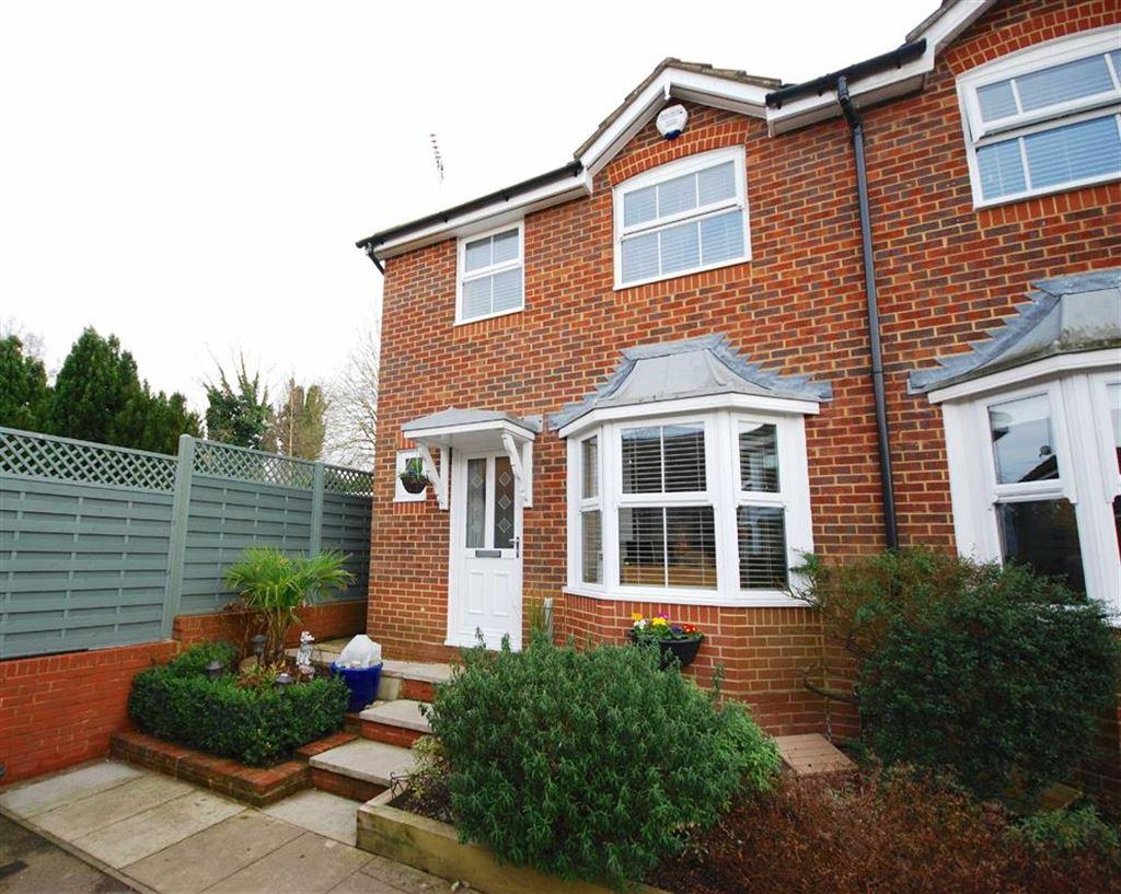 3 Bedrooms Semi Detached House for sale in Trent Close, Shenley