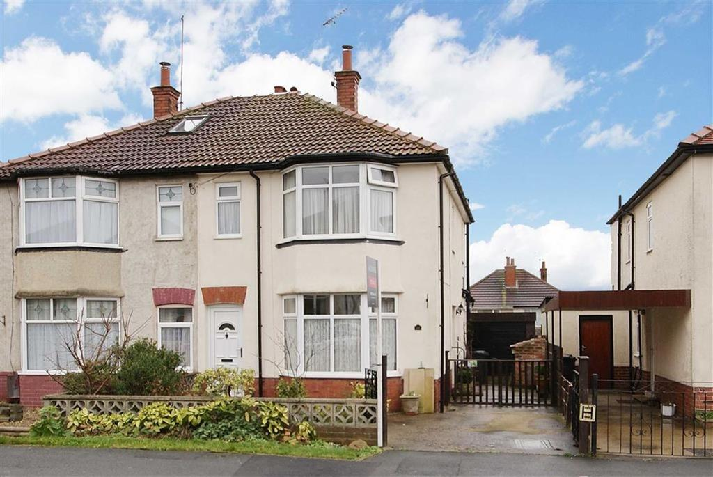 3 Bedrooms Semi Detached House for sale in Coniston Road, Harrogate, North Yorkshire