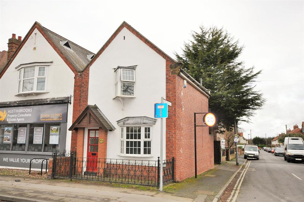 1 Bedroom Semi Detached House for sale in Tadcaster Road, York