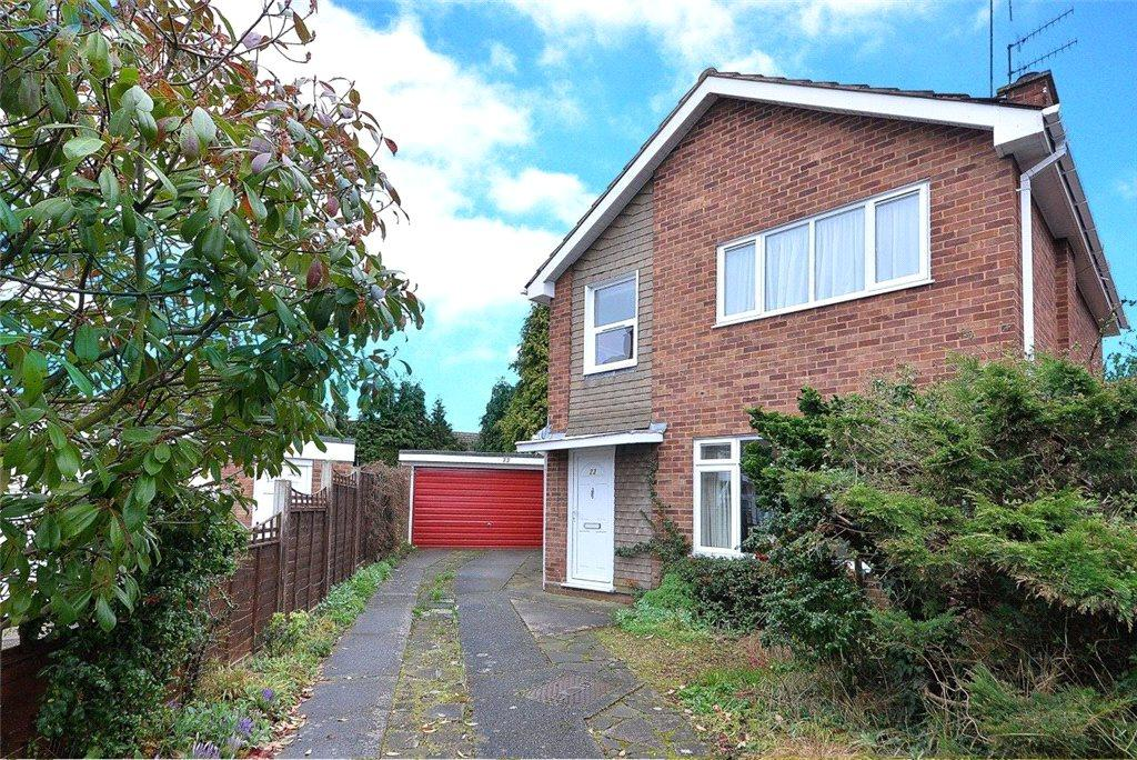 4 Bedrooms Detached House for sale in Beeches Road, Kidderminster, DY11