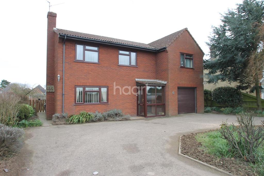 5 Bedrooms Detached House for sale in Elm, Wisbech