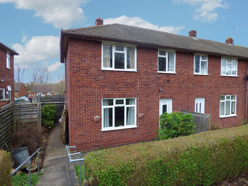 3 Bedrooms End Of Terrace House for sale in Shakespeare Road, Whitecross, Hereford