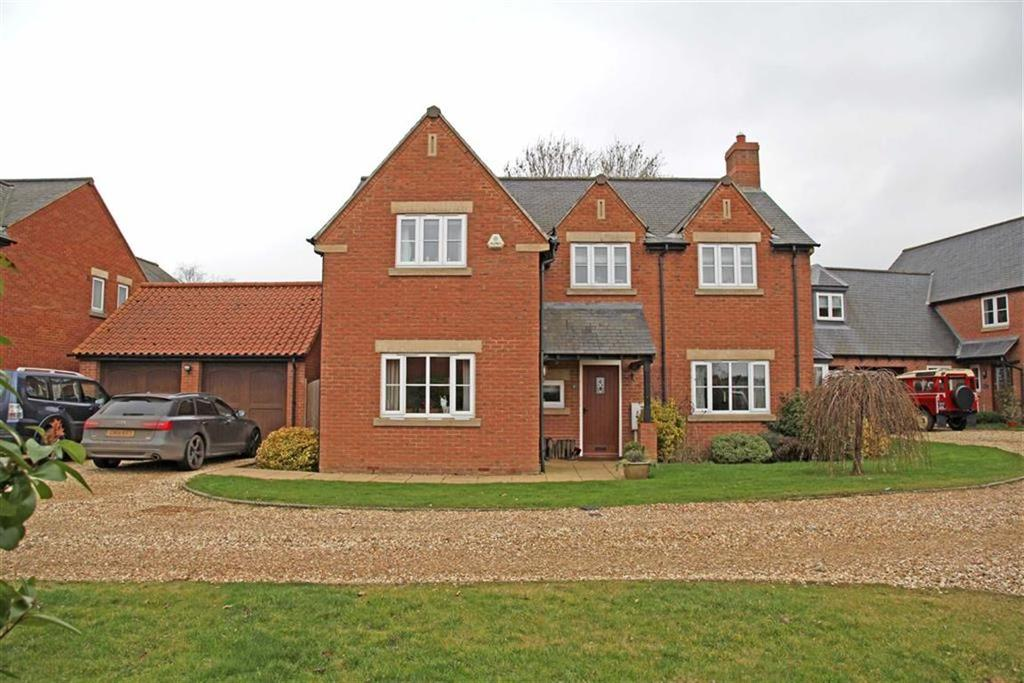 5 Bedrooms Detached House for sale in Mulberry Court, Main Street, Drayton