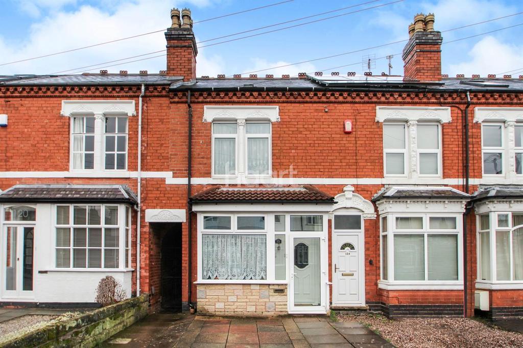 3 Bedrooms Terraced House for sale in Hampton Court Road, Harborne