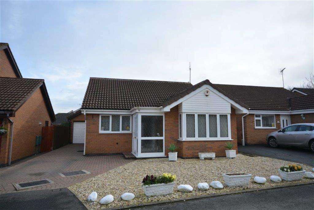 2 Bedrooms Detached Bungalow for sale in The Rowans, Bedworth