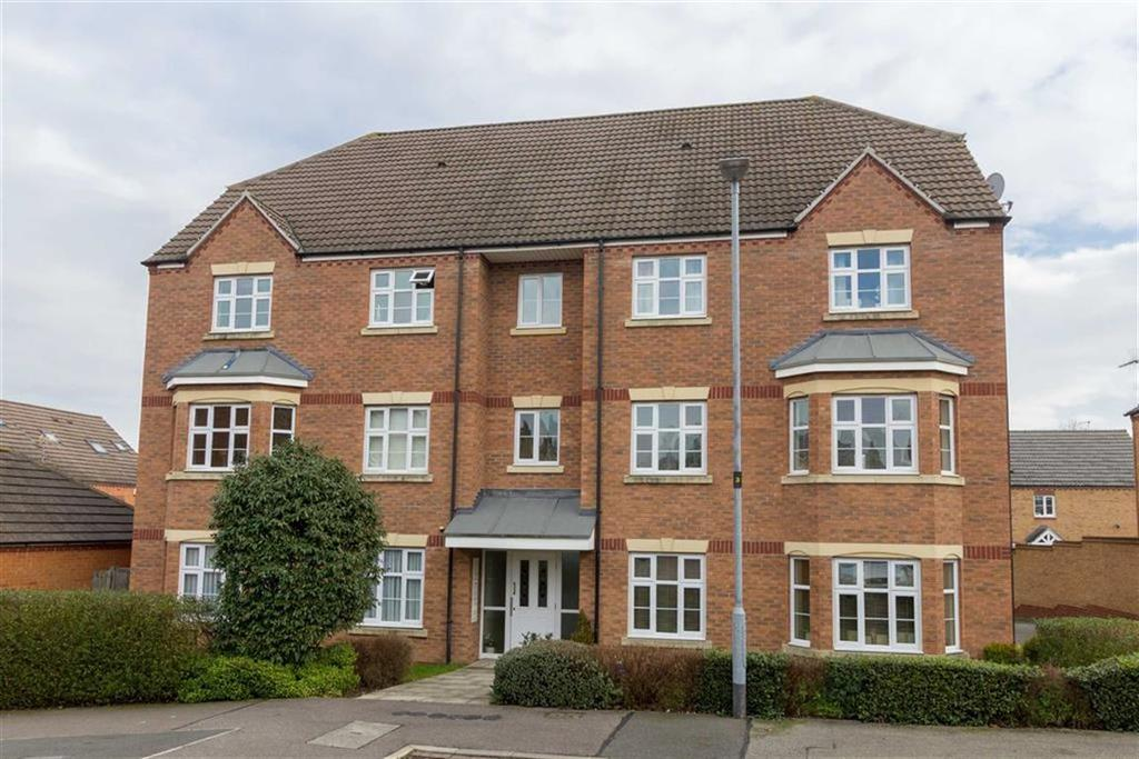 2 Bedrooms Apartment Flat for sale in Mendel Drive, Loughborough, LE11