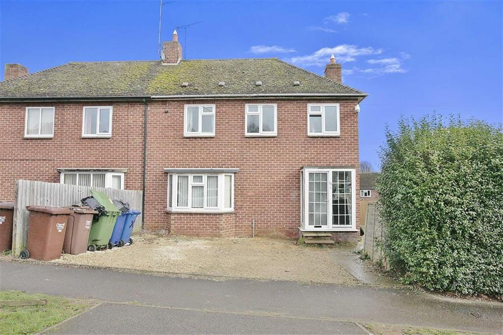 3 Bedrooms Semi Detached House for sale in Sandford Green, Banbury, Oxfordshire, OX16
