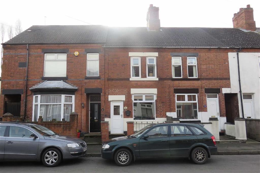 3 Bedrooms Terraced House for sale in Victoria Road, Coalville