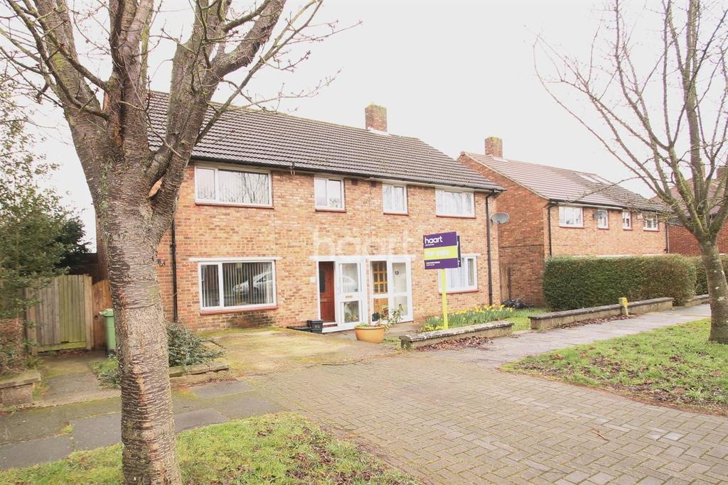 4 Bedrooms Semi Detached House for sale in Dyke Drive, Orpington