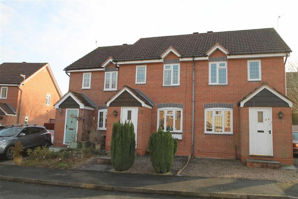 2 Bedrooms Terraced House for sale in Mill Meadow, Tenbury Wells