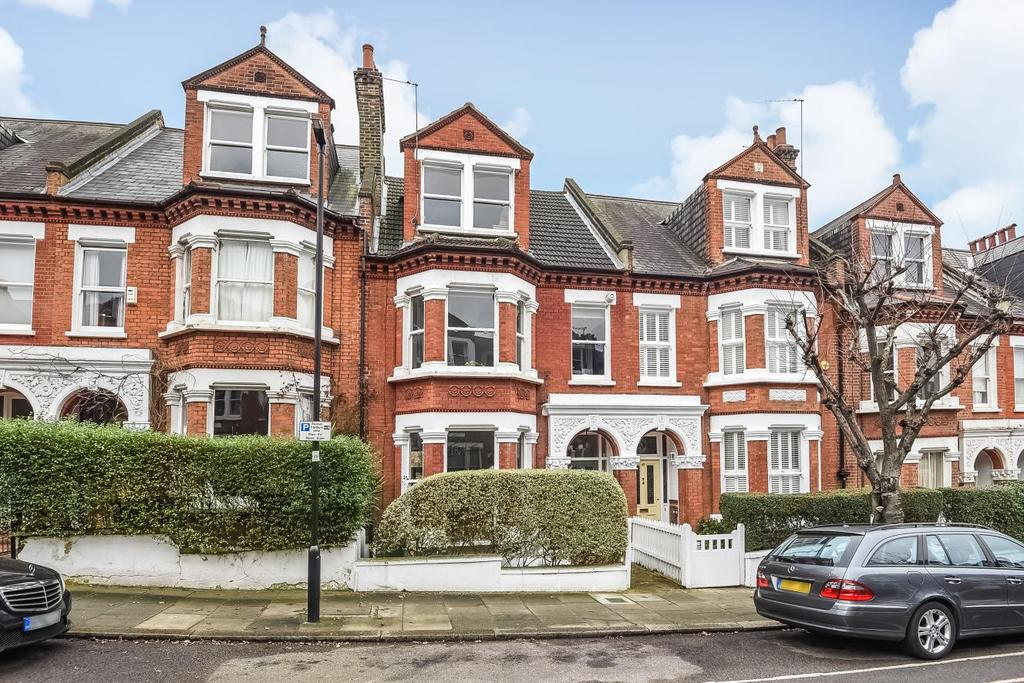 5 Bedrooms Terraced House for sale in Gubyon Avenue, Herne Hill, SE24