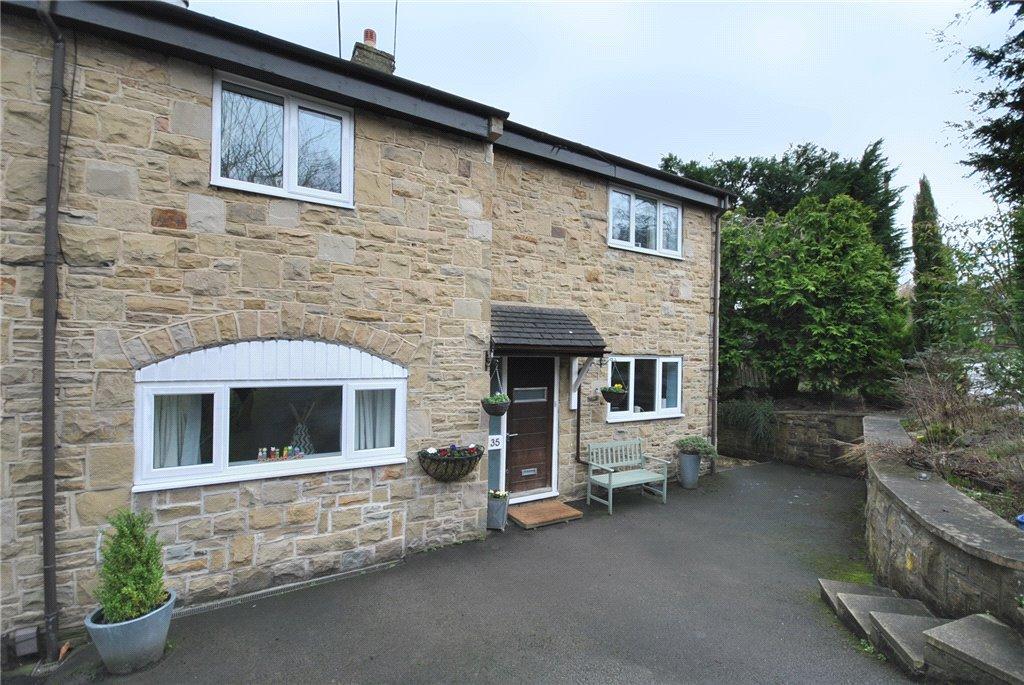 3 Bedrooms Terraced House for sale in East Causeway, Adel, Leeds, West Yorkshire