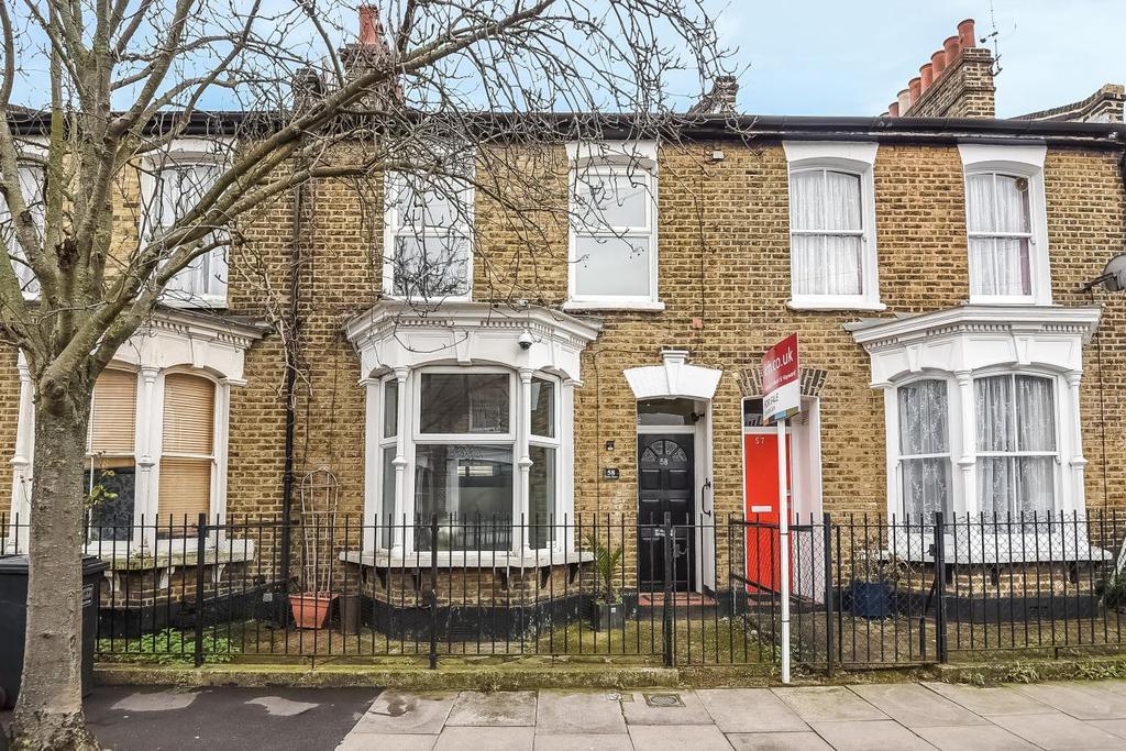 3 Bedrooms Terraced House for sale in Brocklehurst Street, New Cross, SE14