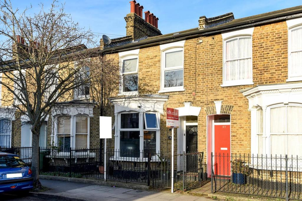 3 Bedrooms Terraced House for sale in Brocklehurst Street, New Cross, SE14
