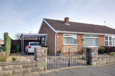 2 bedroom semi-detached bungalow to rent - Tanton Grove, Wolviston Court