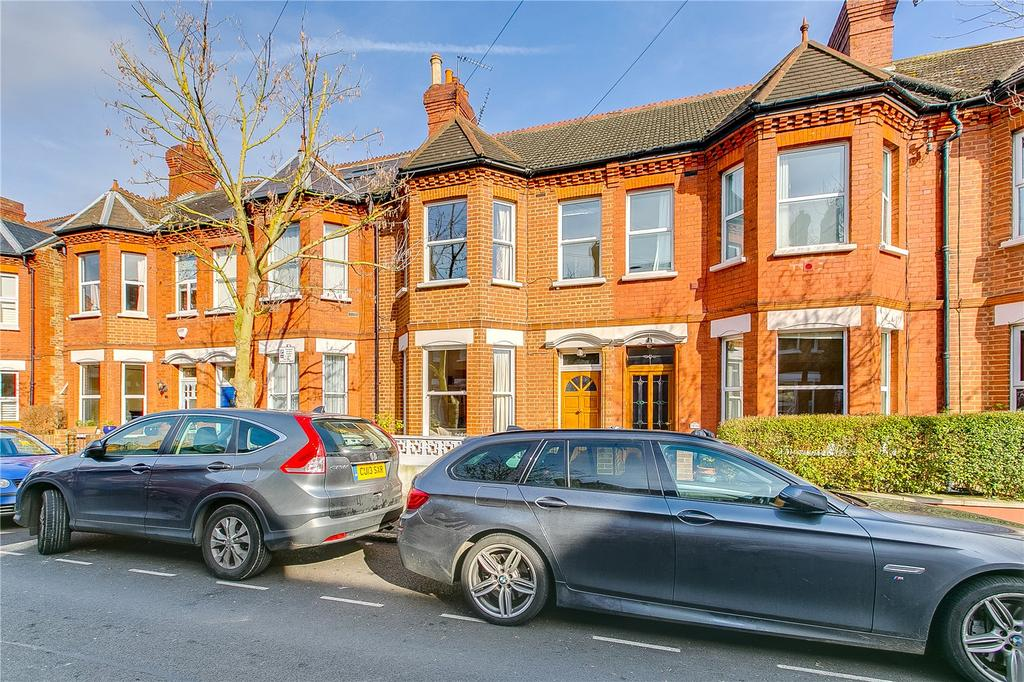 3 Bedrooms Terraced House for sale in Salisbury Road, Richmond, Surrey