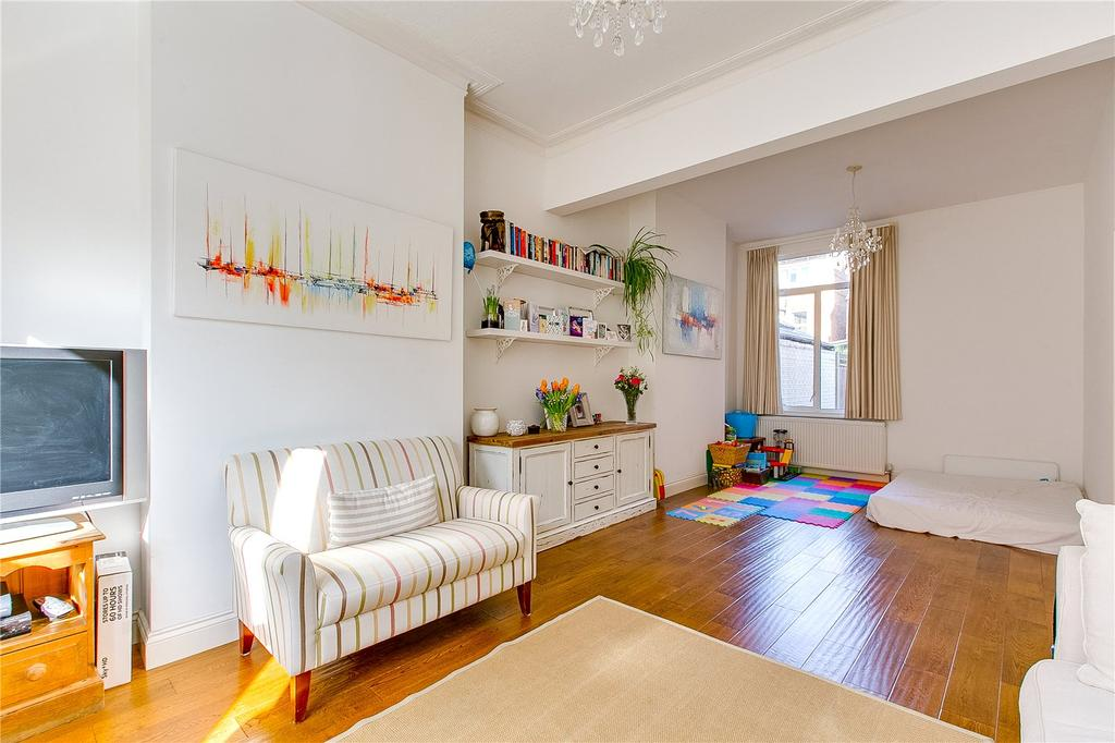 4 Bedrooms Terraced House for sale in Salisbury Road, Richmond, Surrey