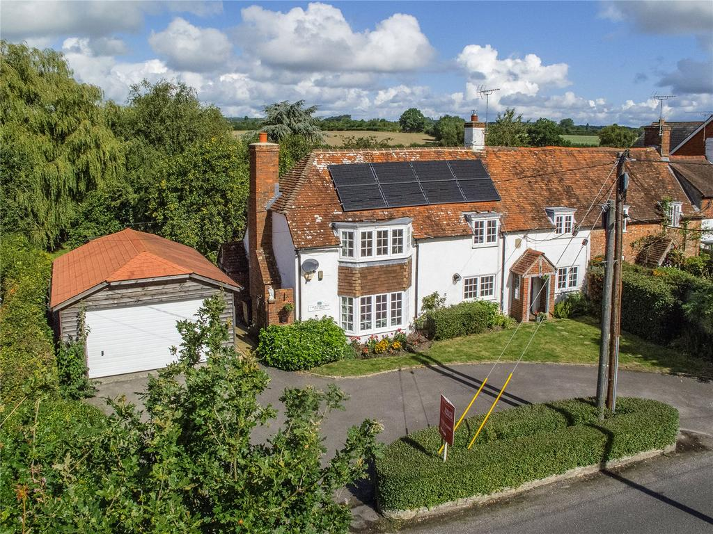 3 Bedrooms House for sale in Old Foresters Cottages, Isington Road, Bentley, Alton