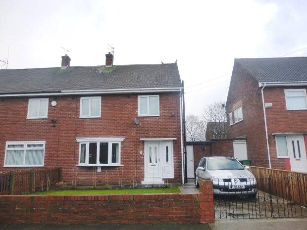3 Bedrooms Semi Detached House for sale in SWINDON ROAD, SPRINGWELL, SUNDERLAND SOUTH