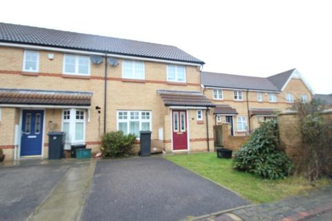 3 bedroom end of terrace house to rent - MOINS COURT, YORK, YO10 3JE