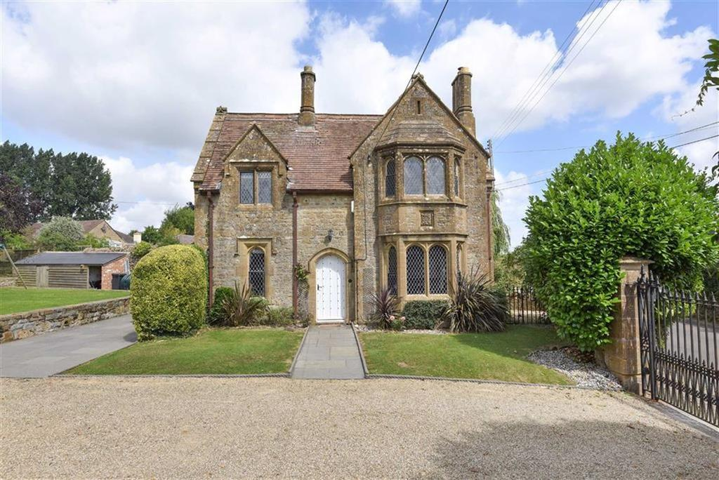 3 Bedrooms Detached House for sale in Yeovil Road, East Coker, Yeovil, Somerset, BA22