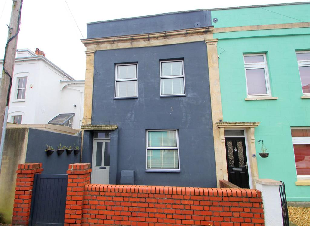 2 Bedrooms End Of Terrace House for sale in Southville Place, Southville, Bristol, BS3