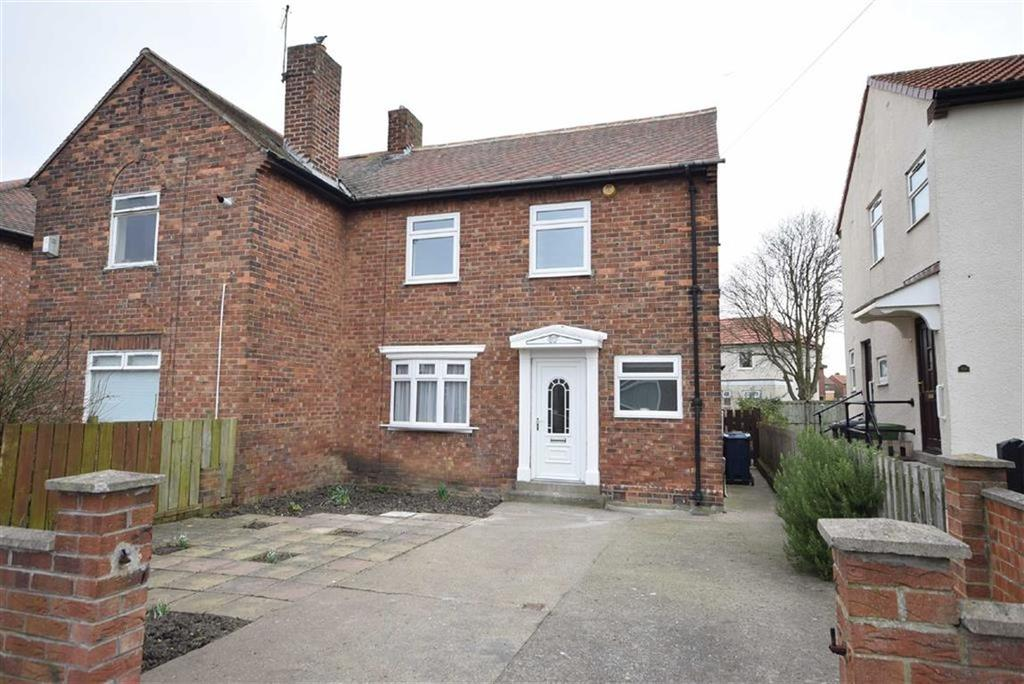 2 Bedrooms Semi Detached House for sale in Centenary Avenue, South Shields
