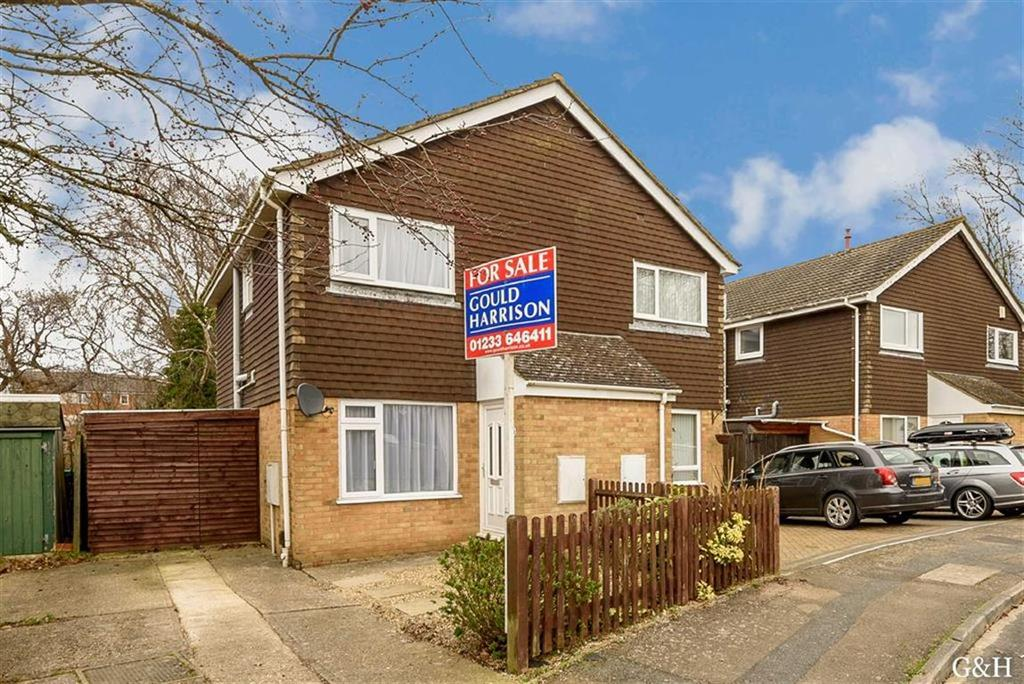 2 Bedrooms Semi Detached House for sale in Washford Farm Road, Ashford, Kent