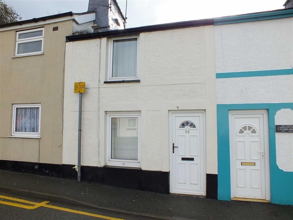 3 Bedrooms Terraced House for sale in 66 Denbigh Street, Llanrwst