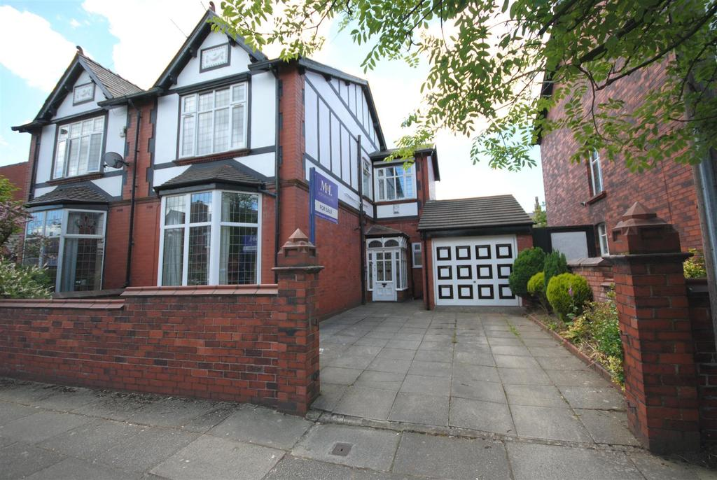 3 Bedrooms Semi Detached House for sale in Trafalgar Road, Wigan