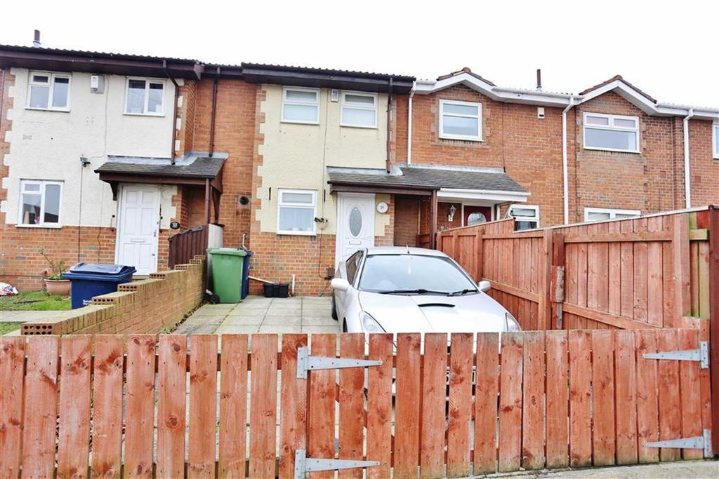 2 Bedrooms Terraced House for sale in Kesteven Square, Downhill, Sunderland, SR5