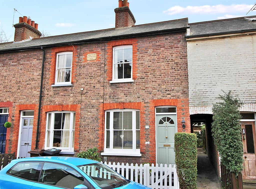 3 Bedrooms Terraced House for sale in Church Street, St. Albans