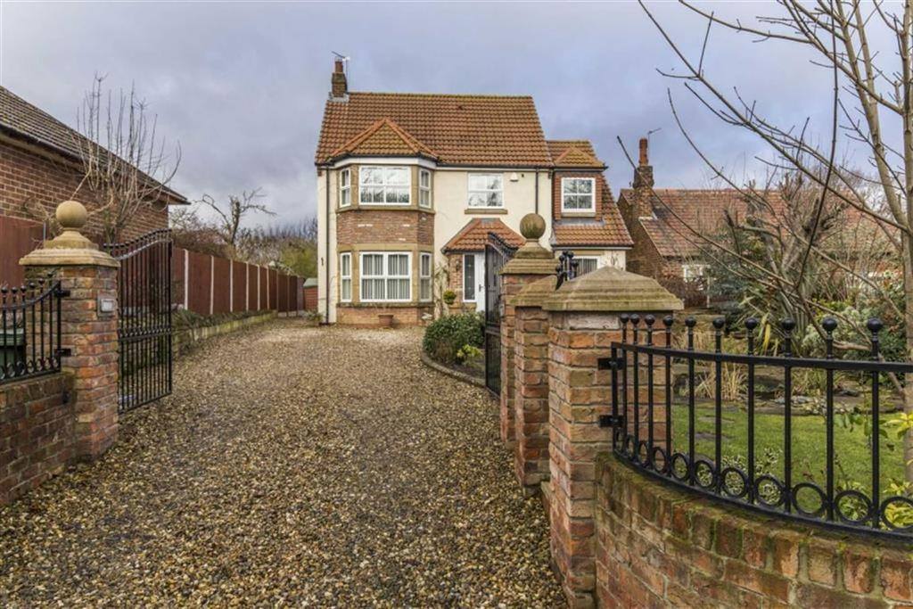 4 Bedrooms Detached House for sale in Worsall Road, Yarm, Stockton-on-Tees