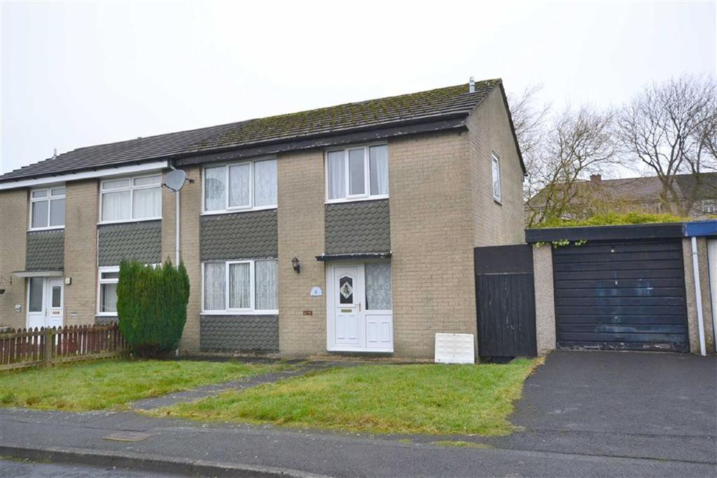 3 Bedrooms Semi Detached House for sale in Keats Close, Colne, Lancashire