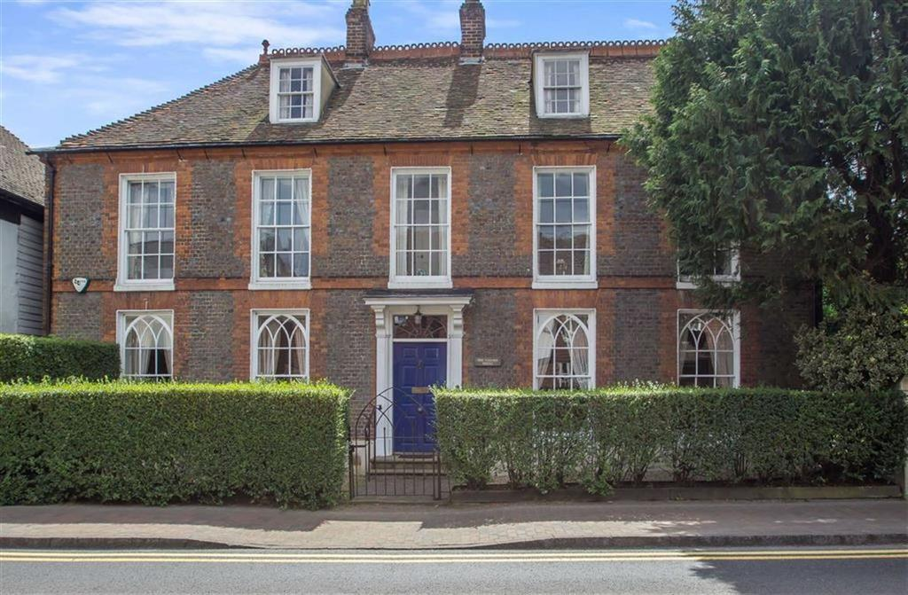 4 Bedrooms Detached House for sale in High Street, Brasted, Kent