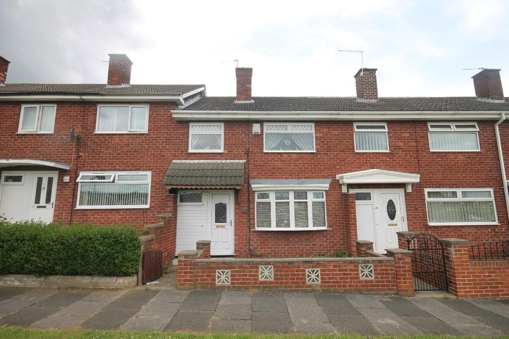 3 Bedrooms Terraced House for sale in Fulbeck Road, Middlesbrough