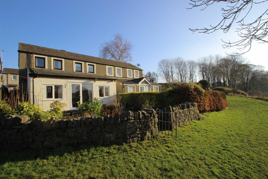 2 Bedrooms Semi Detached House for sale in Riverside, Low Moor, Clitheroe