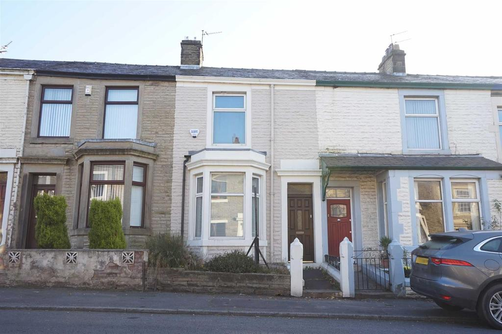 3 Bedrooms Terraced House for sale in Blackburn Road, Great Harwood
