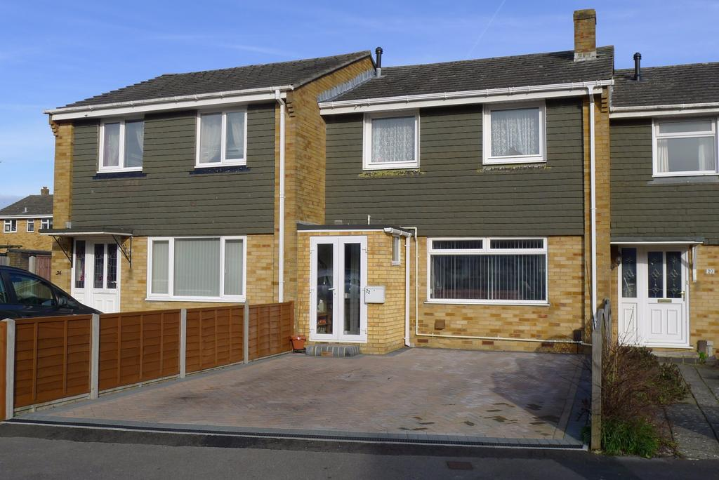 3 Bedrooms Terraced House for sale in FAREHAM