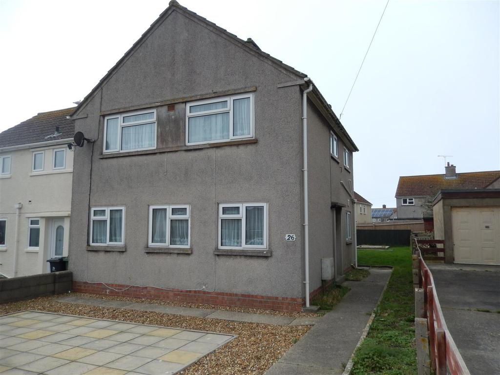 3 Bedrooms Semi Detached House for sale in Pound Piece, Portland