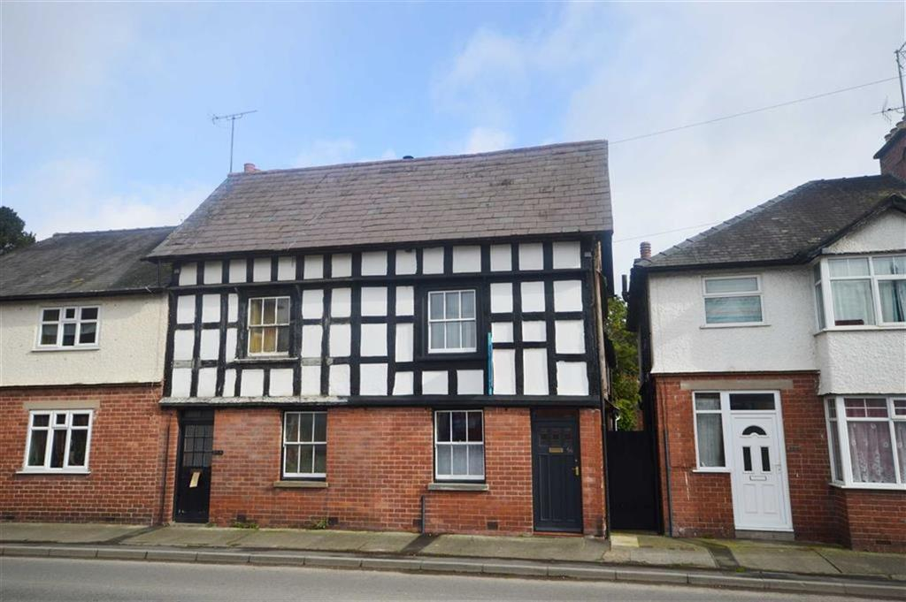 3 Bedrooms Semi Detached House for sale in 56, Bridge Street, Leominster, HR6