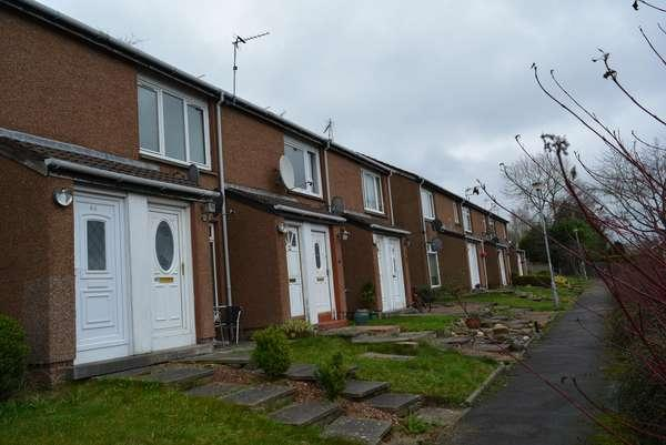 1 Bedroom Flat for sale in 44 Hamilton View, Uddingston, Glasgow, G71 6QA