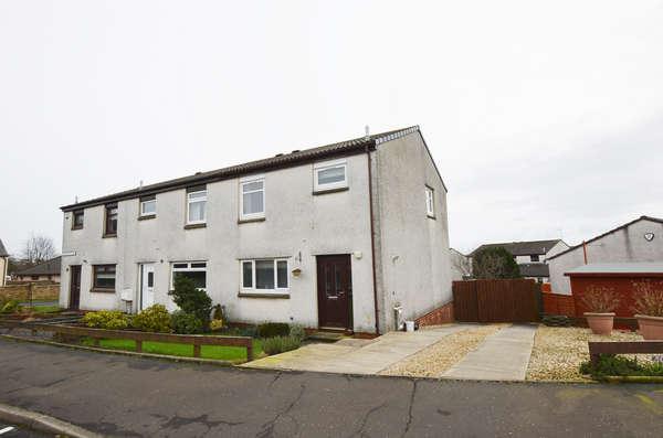 2 Bedrooms End Of Terrace House for sale in 5 St. Winnings Well, Kilwinning, KA13 6JZ