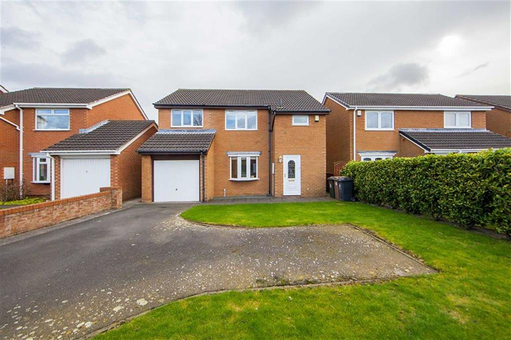4 Bedrooms Detached House for sale in Deepdale, Hadrian Lodge West, Wallsend, NE28