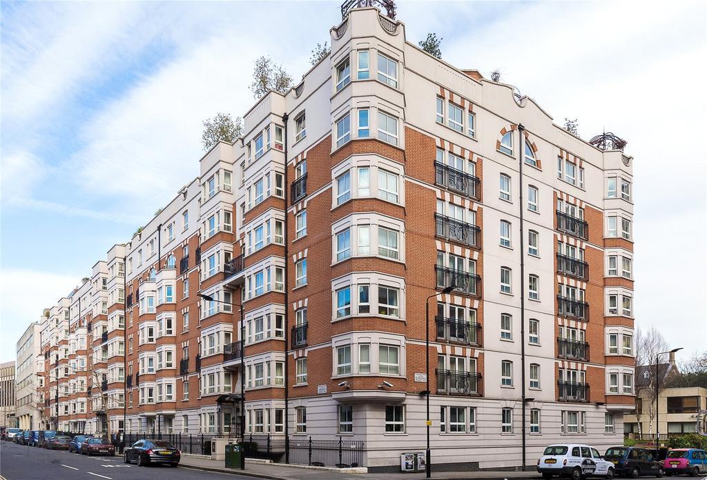 3 Bedrooms Flat for sale in Wrights Lane, Kensington, London