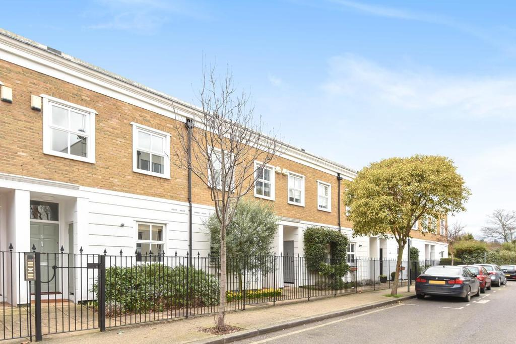 3 Bedrooms Terraced House for sale in Gilbert Road, Kennington, SE11