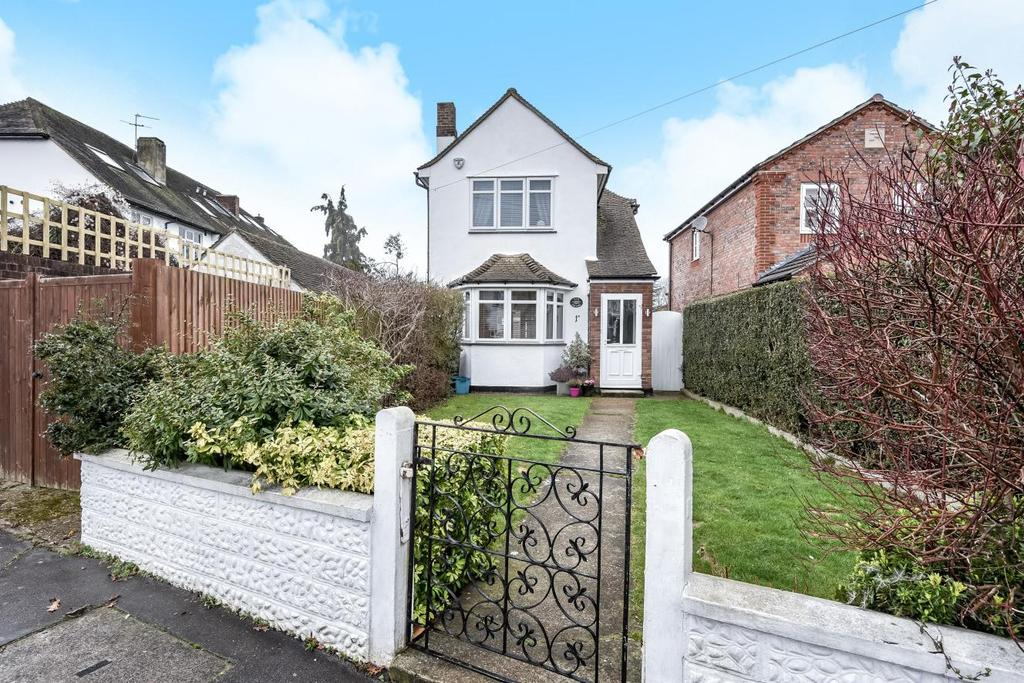 2 Bedrooms Detached House for sale in Elstan Way, Croydon