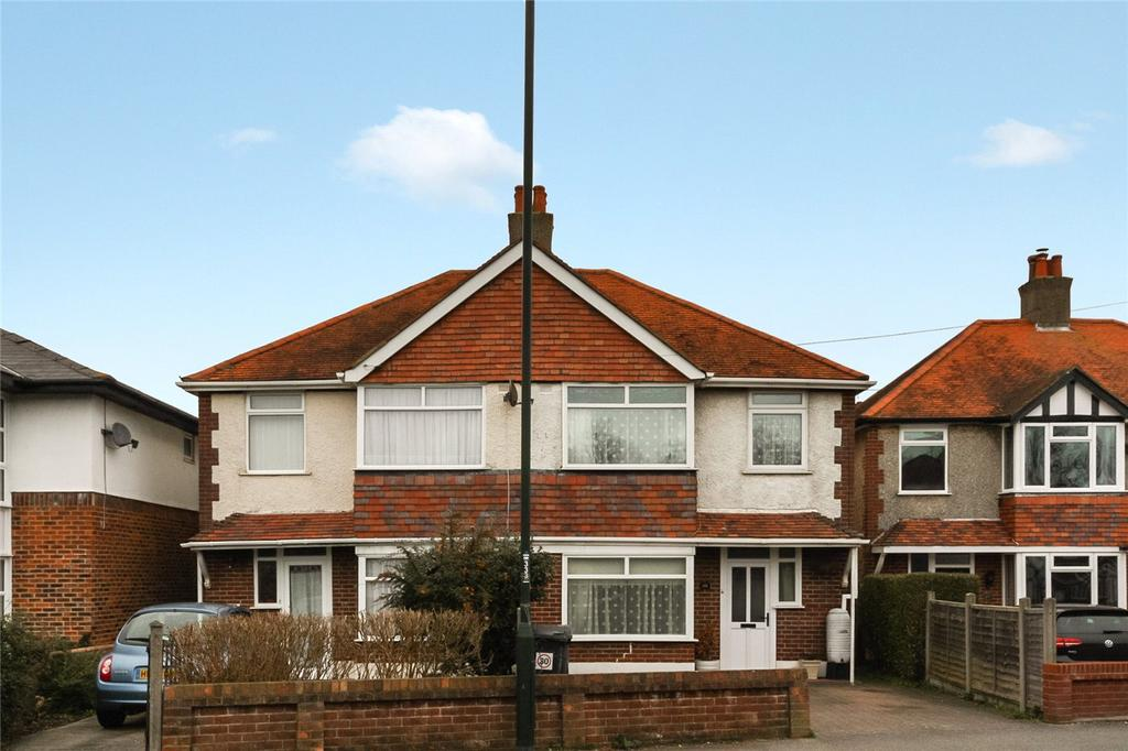 3 Bedrooms Semi Detached House for sale in Cranleigh Road, Bournemouth, Dorset, BH6